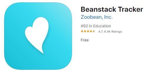 Beanstack Tracker app