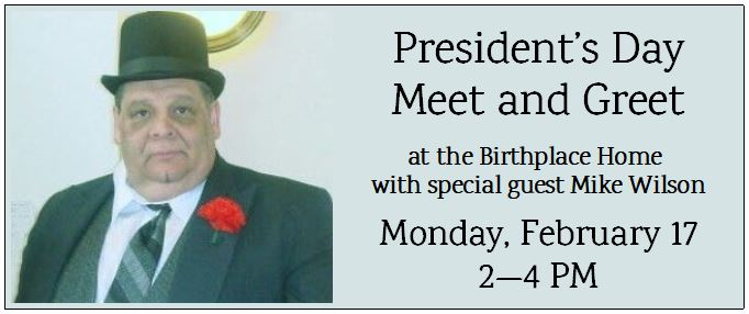 Presidents' Day Meet and Greet