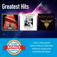 hoopla bonus borrows greatest hits